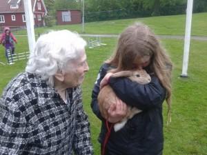 imma och mormor